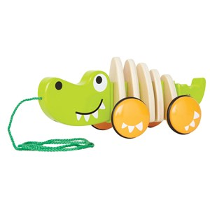 Image of Hape Walk-A-Long Crocodile (3127595249)