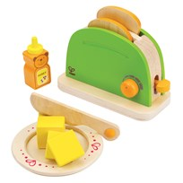 Hape Pop-Up Toaster Unisex