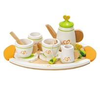 Hape Tea Set For Two Unisex