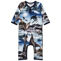 Molo Baby Body Fleming Dragon Island Dragon Island