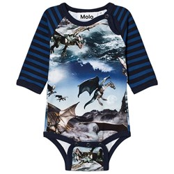 Molo Baby Body Floyd Dragon Island
