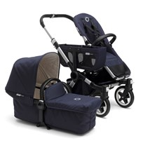 Bugaboo Donkey Classic+ Mono Complete Navy Marinblå