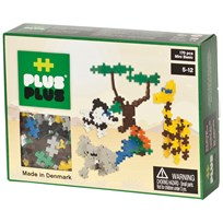 Plus Plus Plus Plus MINI Basic Animals 170 pcs Unisex