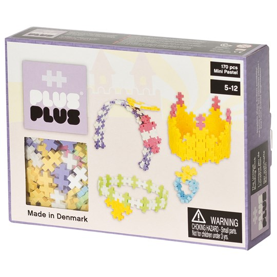 Plus-Plus Plus Plus MINI Pastel Jewellery 170 pcs Unisex