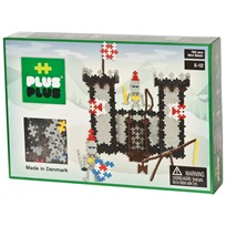 Plus Plus Plus Plus MINI Basic 760 Knights Castle Unisex