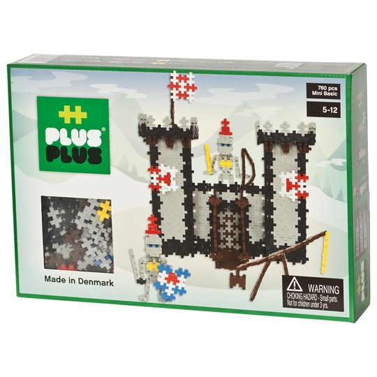 Plus-Plus Plus Plus MINI Basic 760 Knights Castle Unisex