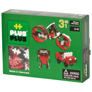 Image of Plus Plus Plus Plus MINI Basic 3in1 220 pcs (3037563701)