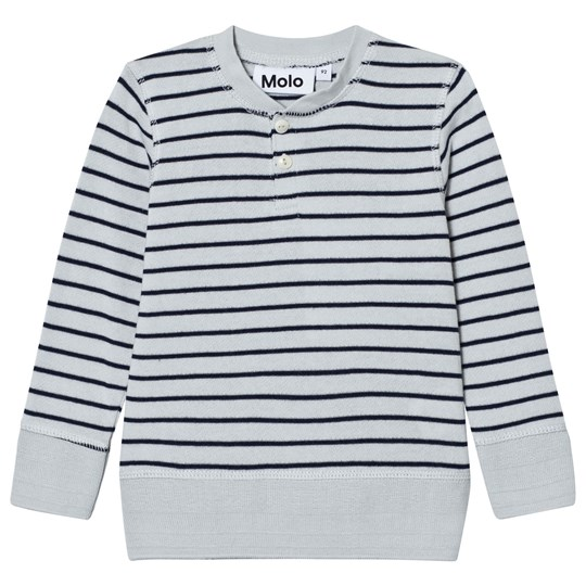 Molo Reginald Narrow Stripe Sweater Narrow stripe