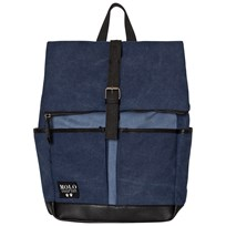 Molo Roll Top Ryggsäck Deep Blue Deep Blue