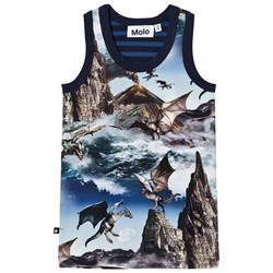Molo Jim Tank Top Dragon Island