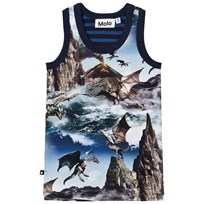 Molo Jim Tank Top Dragon Island Dragon Island