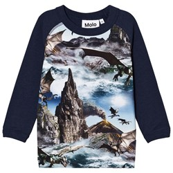 Molo Remington T-Shirt Dragon Island