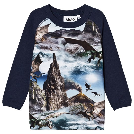 Molo Remington T-Shirt Dragon Island Dragon Island