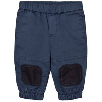 Stella McCartney Kids Navy Pull Up Almond Track Pants 4760