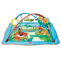 Tiny Love Gymini Kick & Play City Safari Baby Mat Unisex