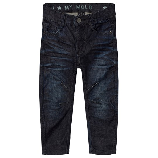 Molo Alonso Jeans Indigo Shadow Indigo shadow