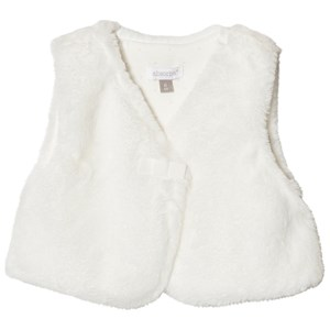 Image of Absorba Cream Faux Fur Gilet 9 months (2743727095)