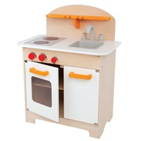 Hape Hape Gourmet Kitchen White Unisex