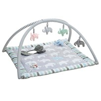 Elephant Elephant Baby Gym Grey