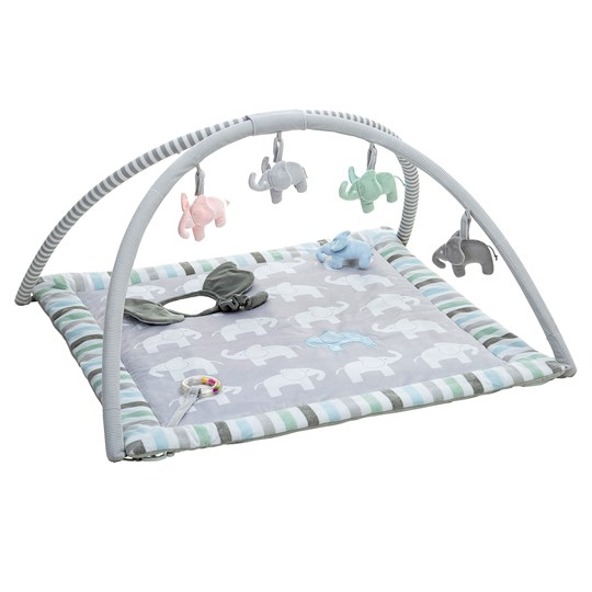 rattstart Baby Gym Elephant Black