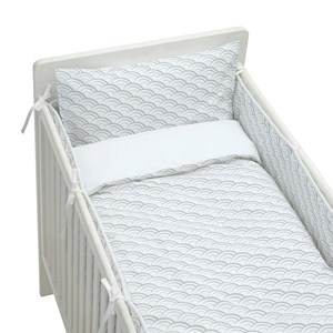 Image of rattstart Bed Set Crib Bed Waves (2743720467)