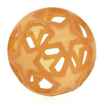 Hevea Hevea Natural Star Ball 0+ Months Natural Rubber