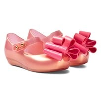 Mini Melissa Mini Ultragirl Sweet III Ballerinaskor Rosa CANDY PEARL