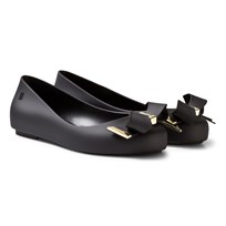 Mini Melissa Mel Space Love Ballerinaskor Svart Black