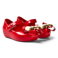 Mini Melissa Mini Ultragirl Sweet IV Red Rød