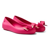 Mini Melissa Mel Space Love Ballerinaskor Rosa Pink