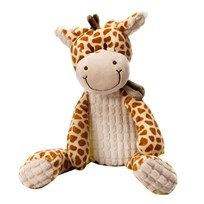 Bao Bao Giraffe Soft Toy White
