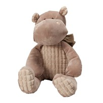 Bao Hippo Soft Toy White