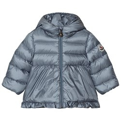 Moncler Odile Down Puffer Jacket Blue
