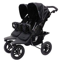 Carena Gotland Double Stroller 2017 Black