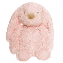Teddykompaniet Lolli Bunnies Large Pink Cream