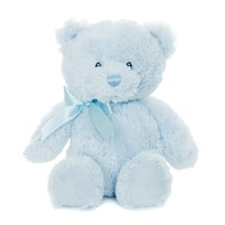 Teddykompaniet Teddy Baby Bears Blue Small Blue