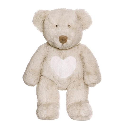Teddykompaniet Teddy Cream Bear Grey Small серый