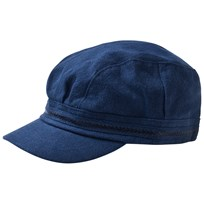 United Colors of Benetton Cap With Sequins Details Navy Navy