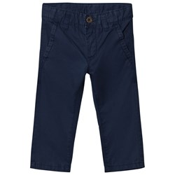 United Colors of Benetton Classic Chino Trouser Navy
