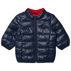 United Colors of Benetton Puffa Jacket Navy