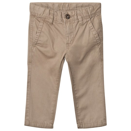 United Colors of Benetton Classic Chino Trouser Beige Beige