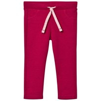 United Colors of Benetton Textured Jersey Jeggings With Printed Back Pockets Cherry Pink Cherry Pink