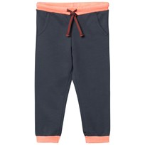 United Colors of Benetton Jogger Pants with Contrasting Details Dark Grey Dark grey