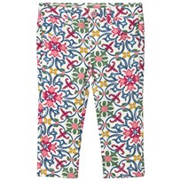United Colors of Benetton Tile Print Jeggings Multi