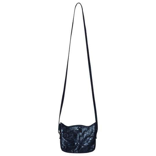 United Colors of Benetton Sparkly Navy Cat Shaped Bag Navy