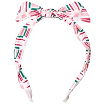 United Colors of Benetton Printed Bow Hairband Multi