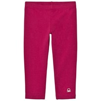 United Colors of Benetton Classic Logo Leggings Cherry Pink Cherry Pink