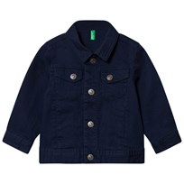 United Colors of Benetton Denim Jacket Navy Navy