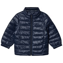 United Colors of Benetton Classic Puffer Jacka Blå Navy