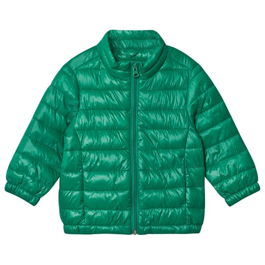 United Colors of Benetton Classic Puffer Jacket Green Green